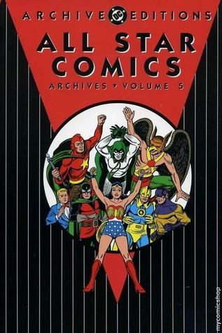 All Star Comics Archives, Vol. 5