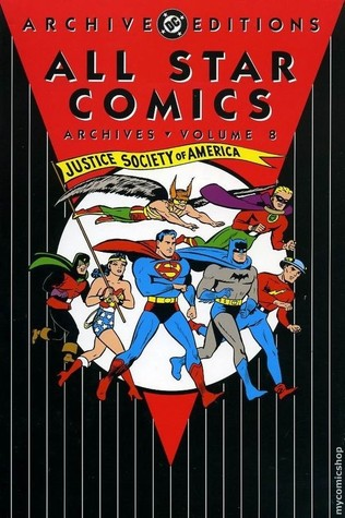 All Star Comics Archives, Vol. 8