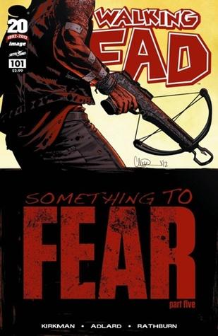 The Walking Dead, Issue #101