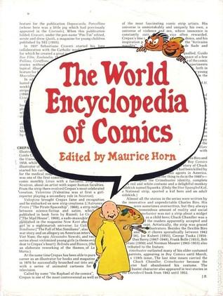 The World Encyclopedia of Comics