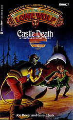 Castle Death (Lone Wolf, #7)
