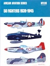 50 Fighters, 1939-1945 (Volume 2)