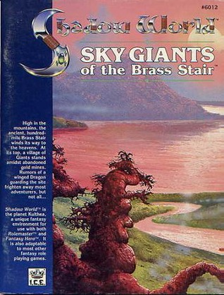 Sky Giants of the Brass Stair (Shadow World #6012)