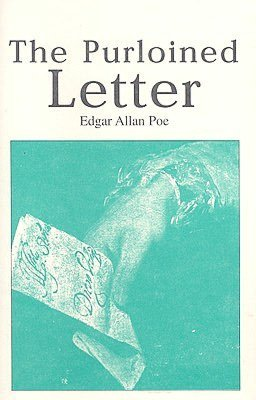 The Purloined Letter by Edgar Allan Poe