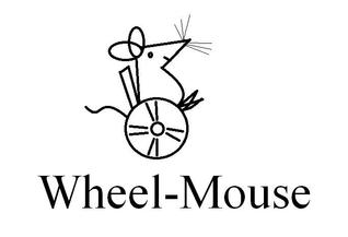 Wheel-Mouse vs All The Crazy Robots by Celyn Lawrence