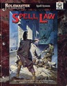 Spell Law (Rolemaster Standard System, #5522)