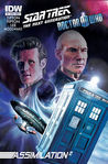 Star Trek: The Next Generation / Doctor Who: Assimilation2 #1