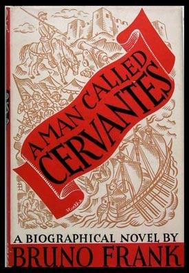 A Man Called Cervantes