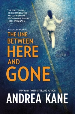 The Line Between Here and Gone by Andrea Kane