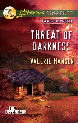 Threat of darkness par Valerie Hansen
