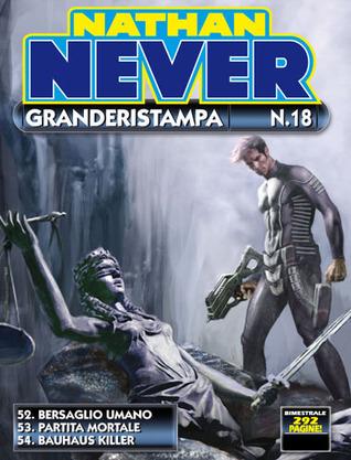 Nathan Never Granderistampa n. 18