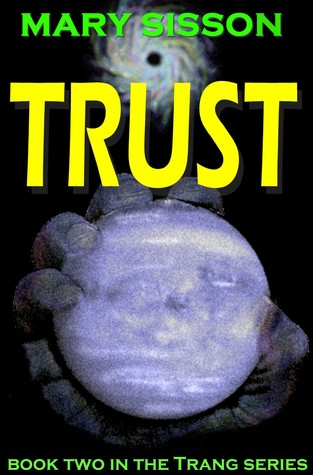 book cover for Trust
