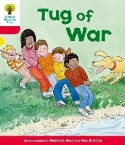 Tug of War (Oxford Reading Tree, Stage 4, More Stories C)