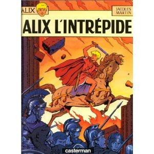 Alix l'intrépide (Alix #1)