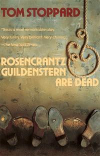 the mystery of identities in rosencrantz and guildenstern are dead a play by tom stoppard Stoppard's play rosencrantz and guildenstern are dead within the  such as  the transience of man, the mystery of human personality and identity, as.