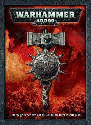 Warhammer 40,000 Rulebook by Games Workshop