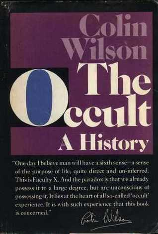 Ebook The Occult: A History by Colin Wilson PDF!