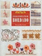 Curso completo de bordado by Donatella Ciotti