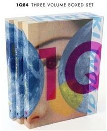 1Q84 3 Volume Box