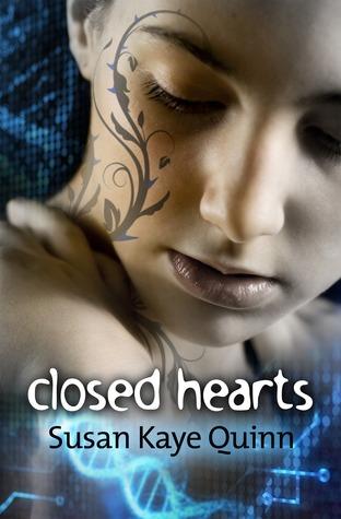 Closed Hearts (Mindjack Series, #2)