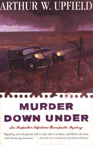 Murder Down Under by Arthur W. Upfield