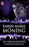 La punition d'Adam Black by Karen Marie Moning