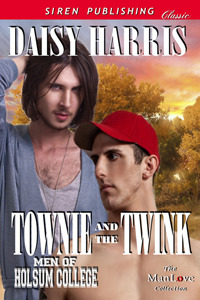 Townie and the Twink by Daisy Harris