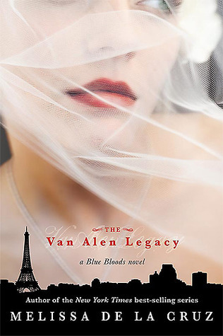 The Van Alen Legacy (Blue Bloods, #4)