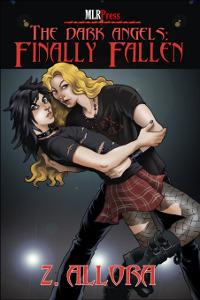 Finally Fallen  (The Dark Angels, #3)