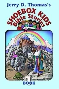Shoebox Kids' Bible Stories