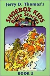 Shoebox Kids Bible Stories Book 5