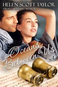 Oceans Between Us by Helen Scott Taylor