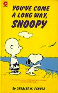 You've Come A Long Way, Snoopy (Peanuts Coronet, #48)