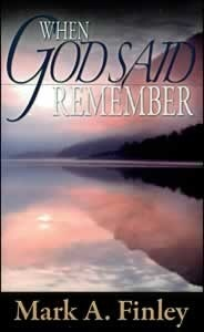 When god said remember by mark a finley 7887617 fandeluxe Choice Image