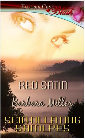 Red Satin by Barbara Miller