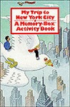 My Trip to New York City: A Memory Box Activity Book