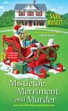 Mistletoe, Merriment, and Murder (A Mom Zone Mystery #7)