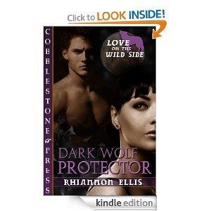 Dark Wolf Protector (Love on the Wild Side, #1)