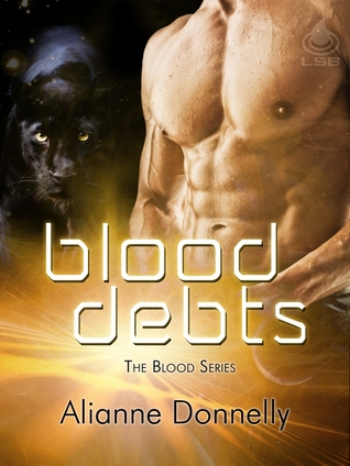 Blood Debts (The Blood Series, #3)