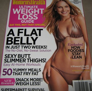Women's Health Ultimate Weight Loss Guide Eat This, Not That! Special