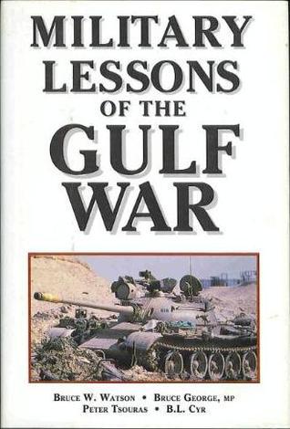 Gulf War Shelf