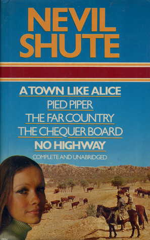 A Town Like Alice / Pied Piper / The Far Country / The Chequer Board / No Highway