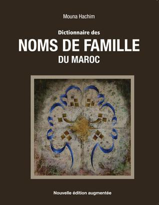 Dictionnaire des Noms de famille du Maroc