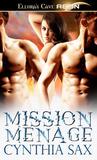 Mission Menage (Operation Erotic, #1)