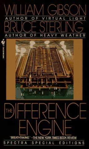 Ebook The Difference Engine by William Gibson TXT!
