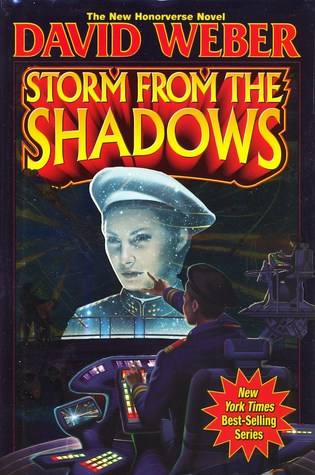 Storm From The Shadows (Honorverse: Saganami, #2)
