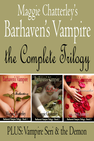 Barhaven's Vampire: The Complete Trilogy Plus: Vampire Seri & the Demon