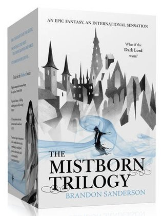 Mistborn Boxed Set. Brandon Sanderson