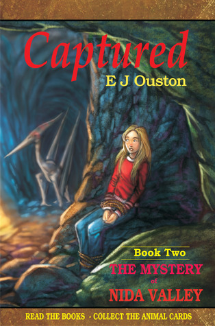 Captured -The Mystery of Nida Valley by Elaine Ouston