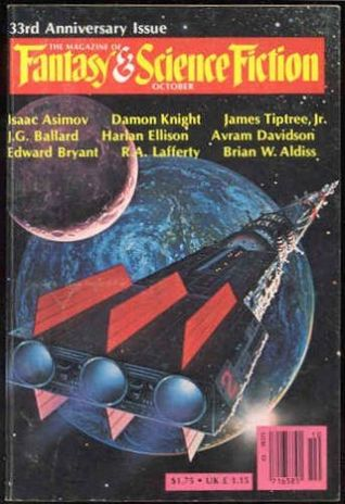 The Magazine of Fantasy and Science Fiction, October 1982 (The Magazine of Fantasy & Science Fiction, #377)